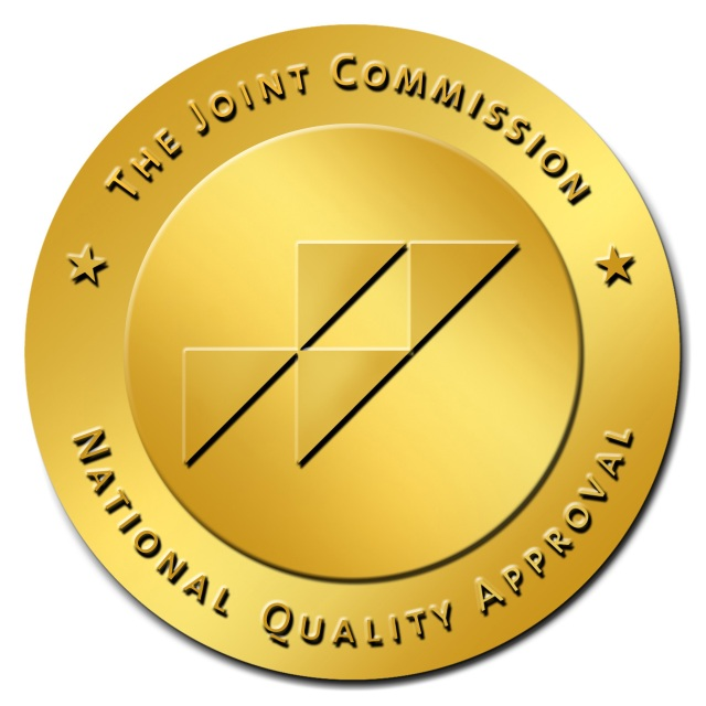 Joint Commission Gold Seal Approval
